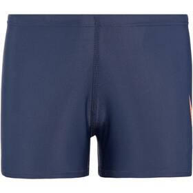 Nike Swim Mash Up Bañador Pierna Recta Niños, azul